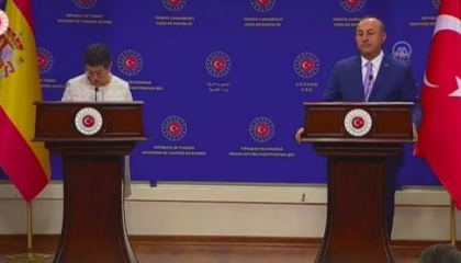 جاويش أوغلو: إسبانيا تقبلت تحويل آيا صوفيا.. وعلى اليونان احترام سيادتنا