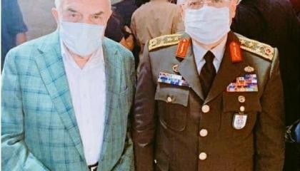 وداعًا تركيا العلمانية.. رئيس الأركان بجوار قائد  ديني  في افتتاح آيا صوفيا