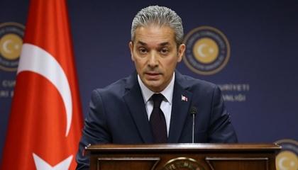 تركيا تعلن ترحيبها بقرار وقف إطلاق النار في مناطق النزاع بشرق أوكرانيا