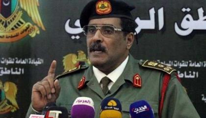 المسماري يؤكد: خروج تركيا من ليبيا شرطنا الأول لوقف إطلاق النار