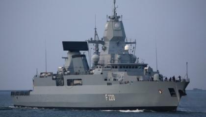 ألمانيا تعتزم إرسال 250 جنديا لدعم استقرار ليبيا على متن الفرقاطة «هامبورغ»