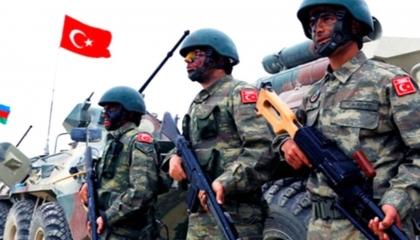 أرمينيا: المناورات العسكرية المشتركة بين تركيا وأذربيجان «استفزاز»