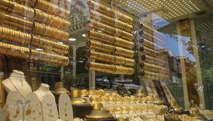 أسعار الذهب تواصل ارتفاعها في تركيا
