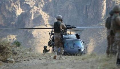 القوات التركية تصفي 8 عناصر من حزب العمال الكردستاني في تونجالي
