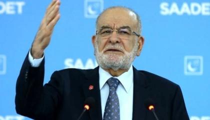 رئيس «السعادة» ساخرًا: السلطان أردوغان دس أعينه في مواقع التواصل