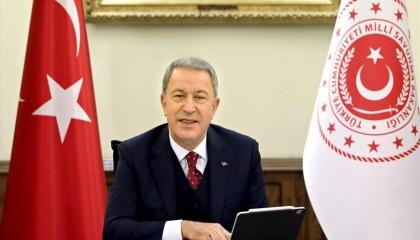 تضارب مواقف أردوغان وأكار.. الوزير يطالب اليونان بالتفاوض والرئيس يرفض