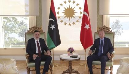 تقرير أمريكي: المكاسب الاقتصادية وحدها وراء التدخل التركي في ليبيا