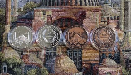 تركيا تطرح عملات تذكارية خاصة بمتحف «آيا صوفيا»