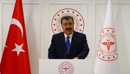 تركيا تسجل 967 إصابة جديدة بفيروس كورونا.. والوفيات تقترب من 6 آلاف حالة