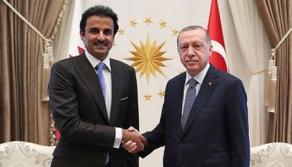 إنفوجراف.. معلومات لا تعرفها عن اللجنة الاستراتيجية العليا بين قطر وتركيا