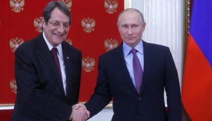 قبرص تناشد روسيا التدخل ووقف انتهاكات تركيا في منطقة شرق المتوسط