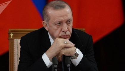 أردوغان يهاتف رئيسي قرغيزستان والعراق بحلول عيد الأضحى