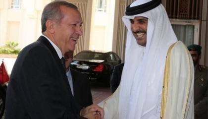 خلافات صبيان تميم وأردوغان تكشف فضائح مسكوت عنها.. من يفوز بكعكة التمويل؟