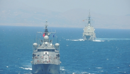 تركيا تؤكد اشتراكها مع إسبانيا في تدريبات عسكرية بالمتوسط