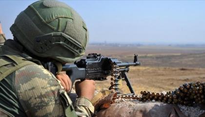 وزارة الدفاع التركية تعلن تحييدها لـ10 عناصر من حزب العمال الكردستاني