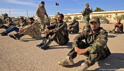 المرصد السوري:تركيا صدرت 10آلاف مرتزق لليبيا..وتخوف من تحولها لمعقل للإرهاب