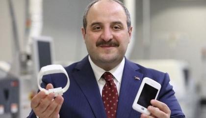 إنجاز تركي لوزارة التكنولوجيا: أول «كلبشات إلكترونية» محلية الصنع