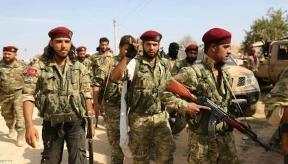 بالفيديو..  ميليشيات سورية تهتف بالولاء للعثمانلي الجديد من ليبيا