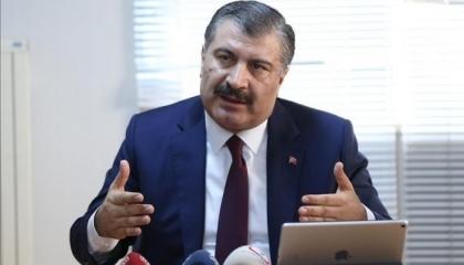 تركيا تسجل 1178إصابة جديدة بكورونا