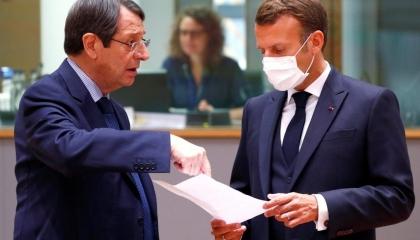 اتفاقية بين قبرص و فرنسا لشراء الأسلحة والتدريب العسكري