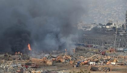تحليلات تشير إلى تورط تركيا بانفجار بيروت.. رحلة 2750 طن من نترات الأمونيوم