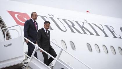 وزير الخارجية التركي يزور بيروت برفقة نائب أردوغان غدًا السبت