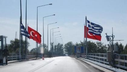 بعد اتفاقيتها مع مصر.. اليونان تغلق معبر إبسالا الحدودي في وجه تركيا