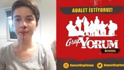 الشرطة التركية تعتدي بالضرب على أعضاء فرقة غنائية قبل حفلها بإسطنبول