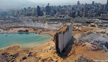 تركيا تعرض المساعدة في إعمار مرفأ بيروت.. رغبة حقيقة أم استغلال للموقف؟