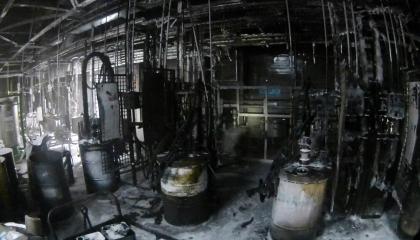 حرائق تركيا.. النيران تُوقف العمل بمصنع تويوتا وتلتهم بساتين الزيتون