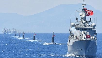 أمريكا  للنظام التركي بعد عودة سفينة أنقرة لمياه اليونان: كفى استفزازًا