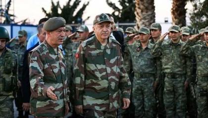 نشرة أخبار«تركيا الأن»: مطالبات بعزل وزير الخزانة  وأردوغان يؤسس جيشه الخاص