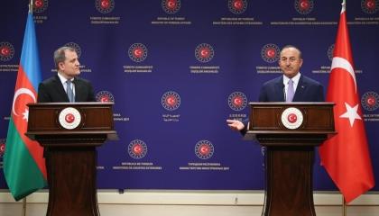 وزير الخارجية الأذربيجاني: علاقتنا تطورت مع تركيا.. نحن شعب واحد في دولتين