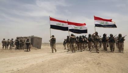 العراق يرسل تعزيزات عسكرية للحدود مع تركيا بعد قصف أنقرة لمنطقة بأربيل