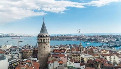 انخفاض حاد بمعدل السياحة في تركيا بنسبة 71 %