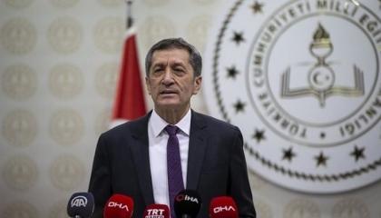 وزير التربية التركي: افتتاح المدارس في 31 أغسطس.. والتعليم «عن بعد»