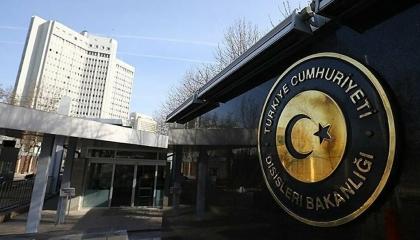 الخارجية التركية: على الاتحاد الأوروبي دعوة دول المتوسط لاحترام مصالح تركيا