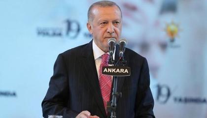 أردوغان يزعم: نتصدى للاعتداء على تركيا بلغة يفهمها المعتدون