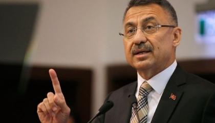 نائب أردوغان يهدد بحرمان دول المتوسط من صداقة تركيا: لن نقبل بألعاب خطرة