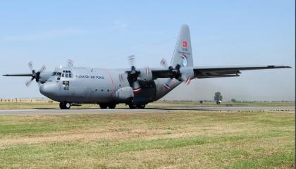 «إيتاميل رادار»: هبوط طائرة عسكرية تركية بمطار مصراتة