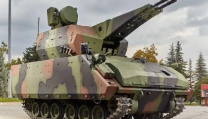 تركيا تنشر نظام «كوركوت» المضاد للطائرات في قاعدة الوطية الليبية