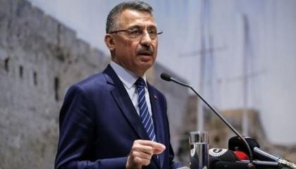 نائب أردوغان: مواقف فرنسا في المتوسط «عدوانية»