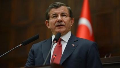 داود أوغلو: قناة إسطنبول «خيانة».. ولن نتنازل عن مدينتنا لسماسرة الأراضي