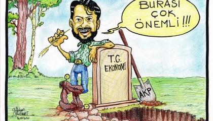 الاقتصاد التركي «لا حول ولا قوة له» على يد  بيرات بيراق
