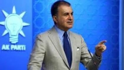 المتحدث باسم العدالة والتنمية:لا نسمح لأحد بالتدخل في النظام السياسي لتركيا