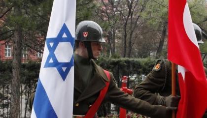 الجيش التركي.. صُنع في إسرائيل (1)