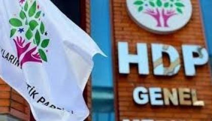 المدعي العام التركي يتجه لحظر 451 سياسيًا من حزب الشعوب الديموقراطي
