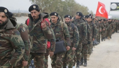 اشتباكات بين ميليشيات أردوغان في سوريا ومقتل أحد عناصر المرتزقة برأس العين