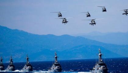 ردًا على اليونان.. تركيا تبدأ مناورات بحرية قرب جزيرة كريت غدًا الثلاثاء