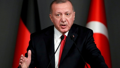 أردوغان يتهم الاتحاد الأوروبي بدعم داعش وضرب تركيا أرضا وشعبا: ألا تستحون!
